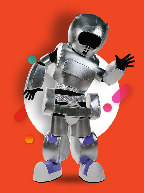 Maskota robot